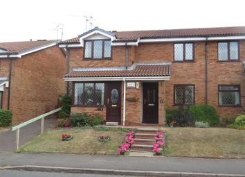 Thumbnail 2 bed flat for sale in Woodcombe Close, Brierley Hill