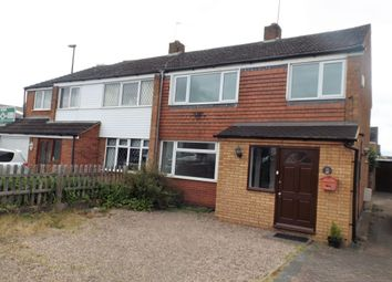 Thumbnail 3 bed semi-detached house to rent in Weir Lane, Worcester