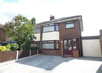 Thumbnail 3 bed semi-detached house for sale in Spinney Avenue, Widnes, Cheshire