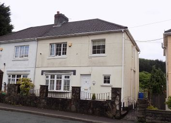 Thumbnail 3 bed semi-detached house for sale in Glenroy Blackmill Road, Lewistown, Bridgend.