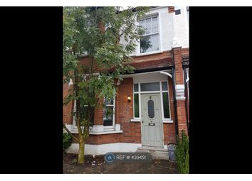 Thumbnail 3 bed terraced house to rent in Girton Road, London