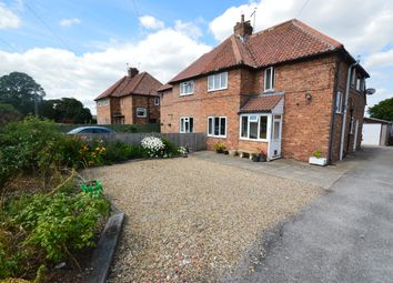 Thumbnail 3 bed semi-detached house for sale in Mayfield Villas, Main Street, Staxton, Scarborough