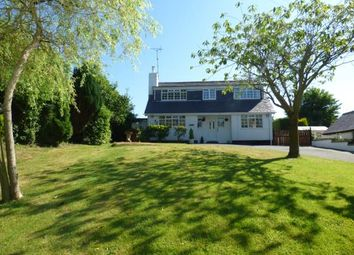 Thumbnail 4 bed bungalow for sale in Dulas, Anglesey, North Wales, United Kingdom