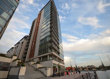 Thumbnail 1 bedroom flat to rent in Aegean Apartments, 19 Western Gateway, London