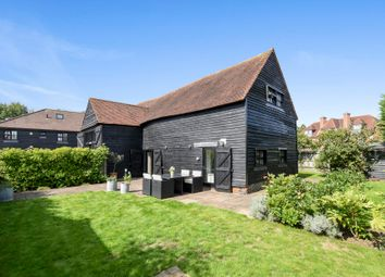 Thumbnail 3 bed barn conversion to rent in Malden Green Mews, Worcester Park