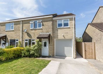 Thumbnail 3 bed semi-detached house for sale in Styles Close, Frome