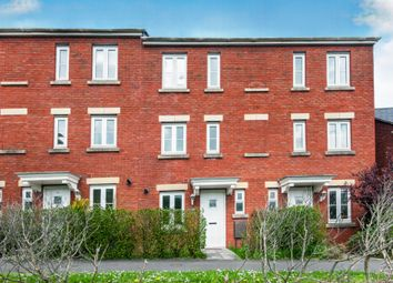 Thumbnail 4 bed town house for sale in Russell Walk, Exeter