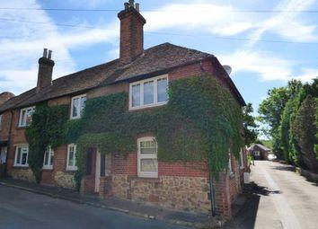 Thumbnail 3 bed end terrace house for sale in Weavering Street, Weavering, Maidstone, Kent