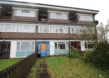 Thumbnail 3 bed flat for sale in Ellerton Walk, Wolverhampton