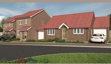Thumbnail 3 bed bungalow for sale in The Fenwicks, 623A Bristol Road, South Northfield, Birmingham