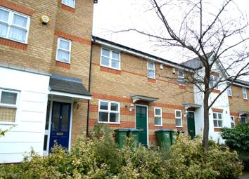 Thumbnail 3 bed terraced house to rent in Basevi Way, Greenwich