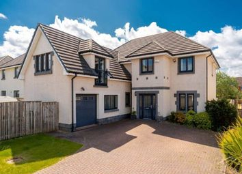Thumbnail 5 bed detached house to rent in Burnbrae Grove, Corstorphine, Edinburgh
