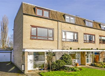 Thumbnail 2 bed mews house for sale in The Elms, London