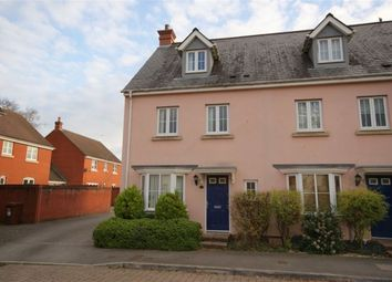Thumbnail 4 bed property to rent in Redvers Way, Tiverton