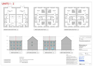 Thumbnail 4 bed semi-detached house for sale in Station Road, Snettisham, King's Lynn