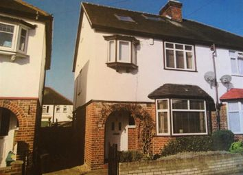 Thumbnail 5 bedroom semi-detached house to rent in Herbert Road, Kingston Upon Thames