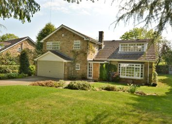Thumbnail 5 bed detached house for sale in Heather Vale, Scarcroft, Leeds, West Yorkshire