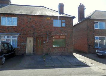 Thumbnail 2 bed semi-detached house to rent in Lansdown Grove, Long Eaton