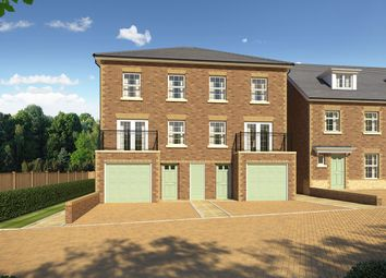 "Thumbnail 4 bed semi-detached house for sale in ""Fitzroy Semi"" at James Whatman Way, Maidstone"