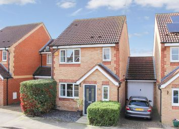 Thumbnail 3 bed detached house for sale in Gibson Drive, Leighton Buzzard