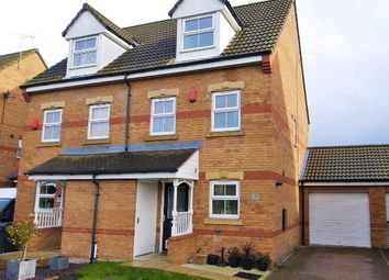 Thumbnail 3 bedroom semi-detached house for sale in Rotherham Road, Laughton Common, Sheffield