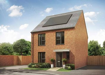 """Thumbnail 4 bedroom detached house for sale in """"The Miller """" at Ashland Street, Wolverhampton"""