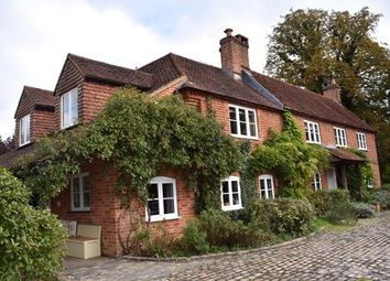 Thumbnail 5 bedroom detached house for sale in Rye Grove, Windlesham, Surrey