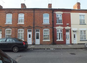 Thumbnail 2 bed terraced house for sale in Hart Road, Highfields, Leicester