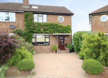 Thumbnail 4 bed semi-detached house for sale in Wolsey Close, Southall