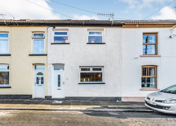 Thumbnail 3 bed terraced house for sale in Grand View Terrace, Tonypandy