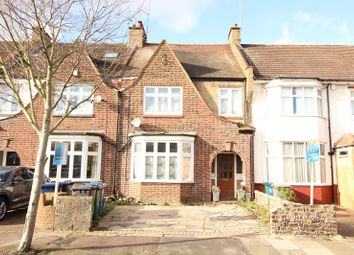 Thumbnail 4 bed terraced house for sale in Ridgeview Road, London