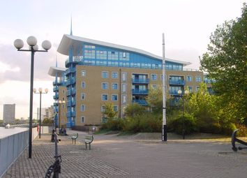 Thumbnail 3 bed flat to rent in Somerville Point, Rotherhithe Street, London