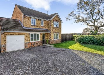 Thumbnail 4 bed detached house for sale in Chaucer Drive, Crook, Durham
