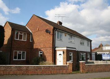 Thumbnail 4 bed semi-detached house to rent in Norton Road, Woodley, Reading