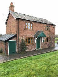 Thumbnail 3 bed detached house to rent in Lea Green Lane, Nantwich, Cheshire