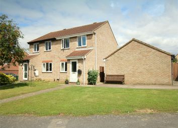 Thumbnail 3 bed semi-detached house for sale in Cunningham Way, Eaton Socon, St. Neots