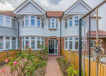 Thumbnail 3 bed terraced house for sale in Chatsworth Drive, Bush Hill Park, Enfield