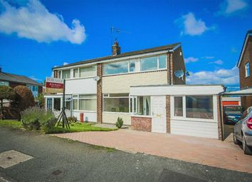 Thumbnail 4 bed semi-detached house for sale in Maple Drive, Oswaldtwistle, Lancashire