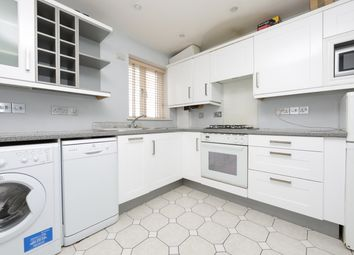 Thumbnail 3 bed end terrace house to rent in Rickard Close, Oakwood Park, Hendon