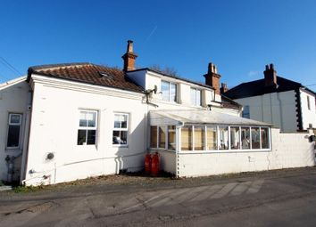 Thumbnail 4 bedroom detached house for sale in Norwich Road, Ashwellthorpe, Norwich