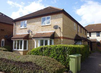 Thumbnail 2 bed terraced house to rent in Studley Knapp, Walnut Tree, Milton Keynes