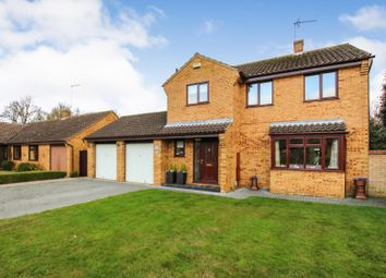 Thumbnail 4 bed detached house for sale in Farleigh Fields, Orton Wistow, Peterborough