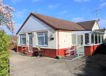 Thumbnail 3 bed detached bungalow for sale in Greens Lane, Tilney All Saints, King's Lynn