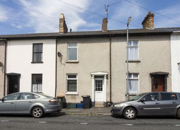 Thumbnail 2 bed terraced house for sale in Fairoak Avenue, Newport