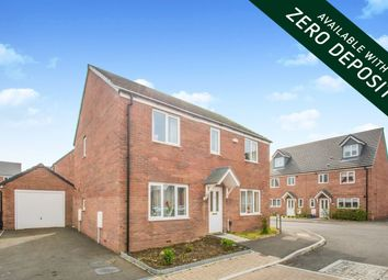 Thumbnail 4 bed property to rent in Cefn Adda Court, Newport