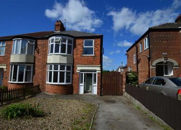 Thumbnail 3 bed semi-detached house for sale in Cliff Road, Hornsea, East Yorkshire