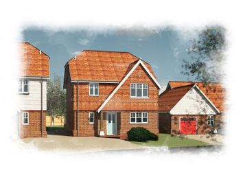 Thumbnail 3 bed detached house for sale in Oak Avenue, Deanland Wood Park, Golden Cross, Hailsham