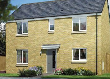"Thumbnail 3 bedroom detached house for sale in ""The Dunblane"" at The Wisp, Edinburgh"