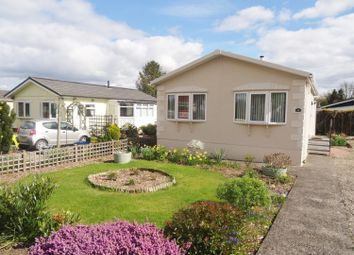 Thumbnail 2 bed mobile/park home for sale in Little Studley Park, Little Studley Road, Ripon