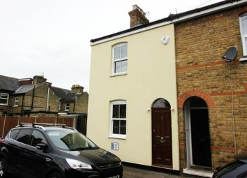 Thumbnail 2 bed end terrace house for sale in Park Road, Cheshunt, Waltham Cross
